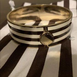 Henri Bendel stripe bracelet